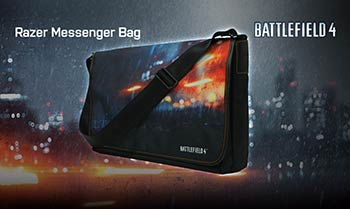 Sac officiel Battlefield 4