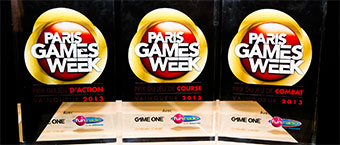 Trophées Paris Game Week