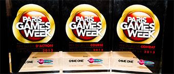 Trophees Paris Game Week
