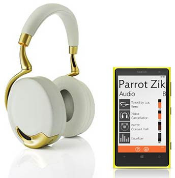 Parrot Audio Suite pour Windows
