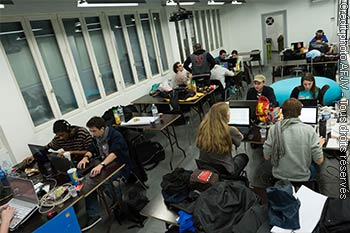Global Game Jam Paris 2013 (image 2)