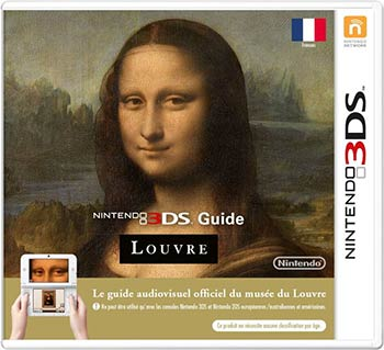 Guide Nintendo 3DS : Louvre