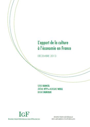 L'apport de la culture à l'économie en France