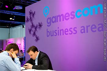 Gamescom (Business area)