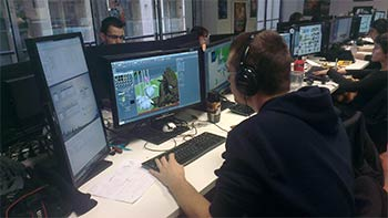 Bellecour Ecole accueille le Global Game Jam ce week-end