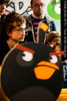 Angry Birds et NSA...