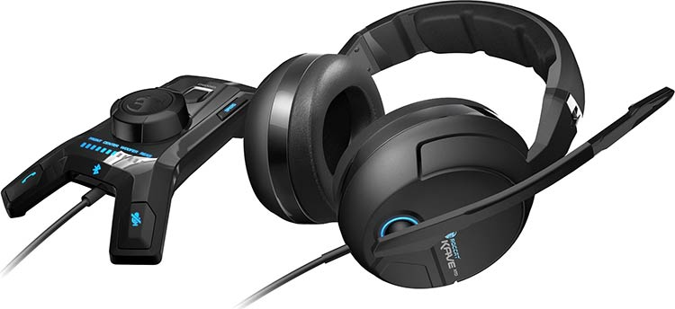 Casque Gamer Roccat Kave XTD 5.1 Digital