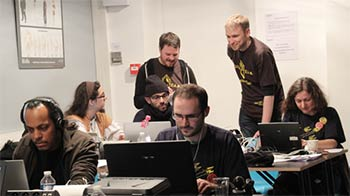 Global Game Jam Paris 2014 (image 3)