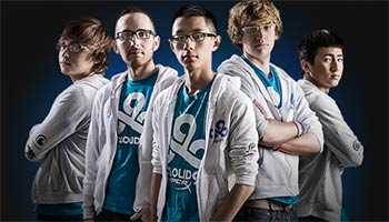 Logitech G sponsorise l'équipe League of Legends Cloud 9