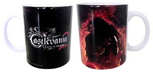 Mug Castlevania Lords of Shadow 2
