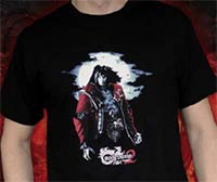 T-shirt Castlevania Lords of Shadow 2