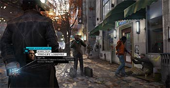 Watch Dogs (Aiden Hacking)