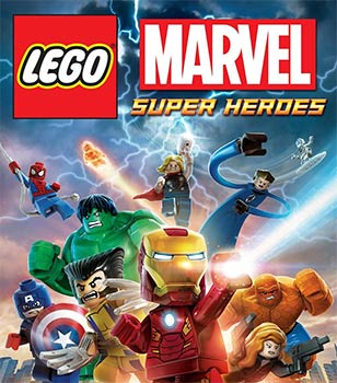 LEGO Marvel Super Heroes,