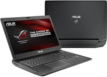 Ordinateurs portables gaming Asus G750J (image 1)