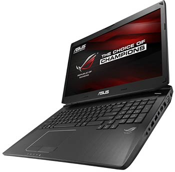 Ordinateurs portables gaming Asus G750J (image 2)