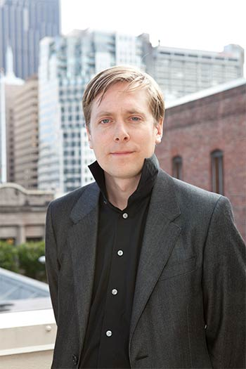 David Helgason, CEO, Unity Technologies