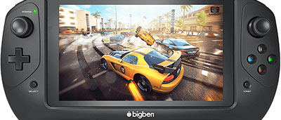Gametab-One : la tablette gamer de Bigben