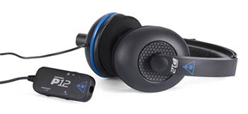 Casque Turtle Beach P12