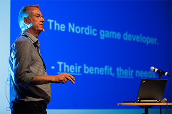Nordic Game Conference 2014