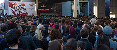 La Paris Games Week revient