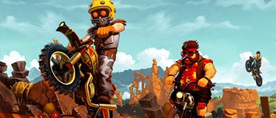 Trials Frontier (Ubisoft)