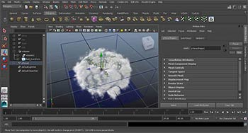 Plug-in Houdini Engine pour Cinema 4D