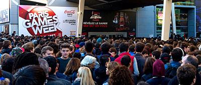 Paris Games Week, Game Paris, Game Connection
