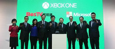 La Xbox One arrivera sur le marche chinois