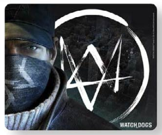 Tapis de souris Watch_Dogs