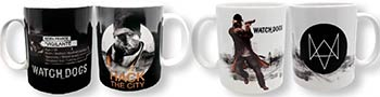 Mugs Watch_Dogs