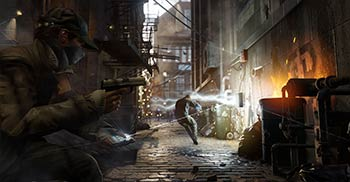 Watch Dogs (image 1)