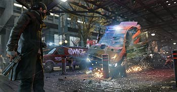 Watch Dogs (image 2)