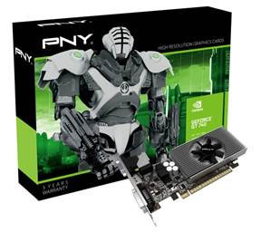 Carte graphique GeForce GT 740 de PNY
