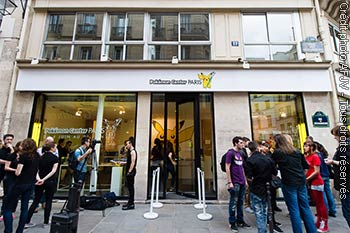Inauguration du Pokemon Center Paris (photo 1)