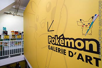 Inauguration du Pokemon Center Paris (photo 3)