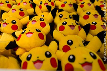 Inauguration du Pokemon Center Paris (photo 5)