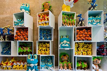 Inauguration du Pokemon Center Paris (photo 6)