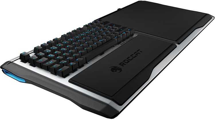roccat sova un clavier tapis de souris pour gamer. Black Bedroom Furniture Sets. Home Design Ideas