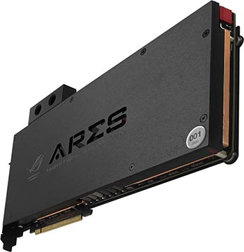 Carte graphique watercoolée ROG Ares III