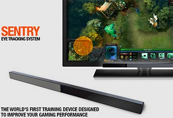 Sentry Eye Tracker de SteelSeries