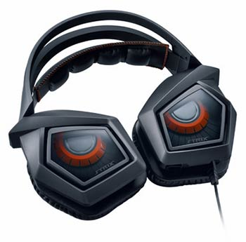 casque gaming Strix Pro (plié)