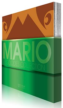 Mario Goodies Collection - Tanuki Limited Edition (livre)