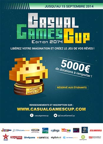 Casual Games Cup