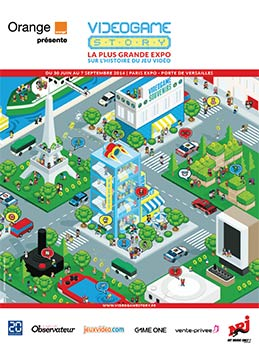 Affiche Video Game Story