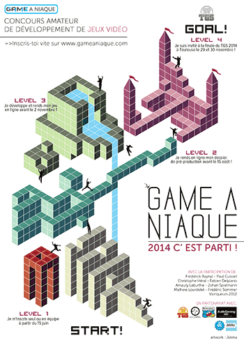 Game à Niaque (affiche)