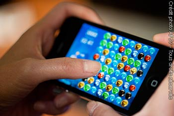 Seventy-one percent of US gamers report using phones to play