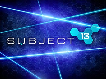 Subject 13 (logo)