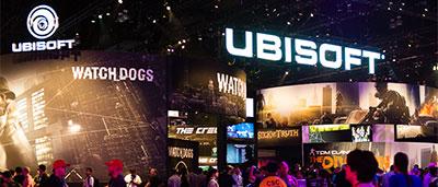Ubisoft : chiffre d'affaires du 1er trim. fiscal