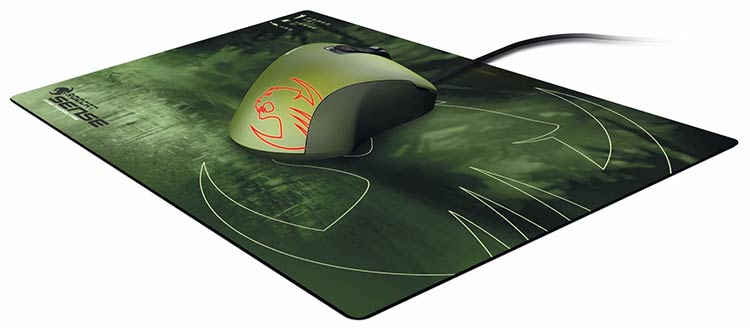 Souris Kone Pure version militaire (Camo Charge)