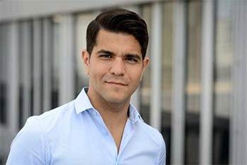 Khaled Helioui, CEO de Bigpoint